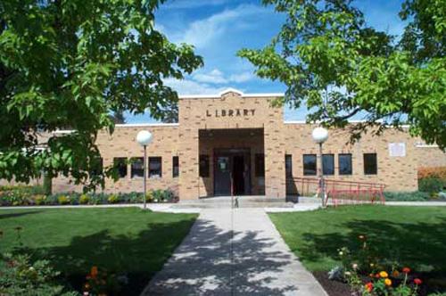 Chewelah library