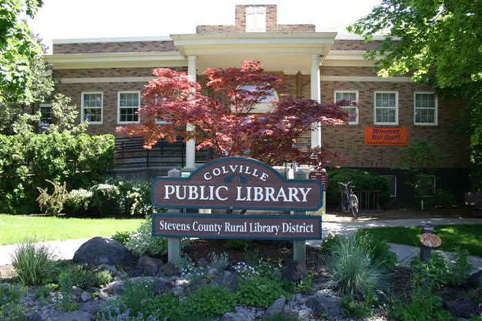 Colville library