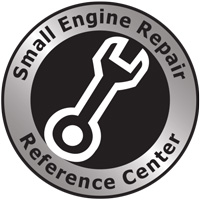 Small engine logo
